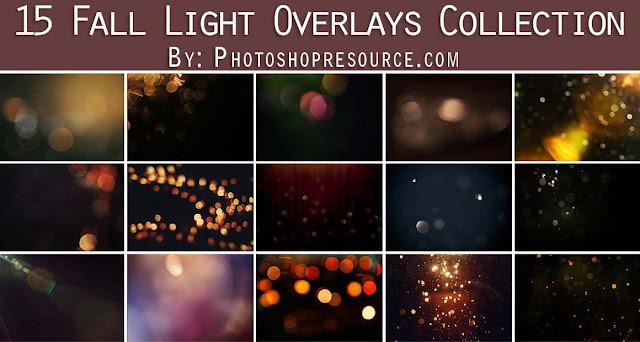 15 Fall Light Overlays