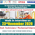 Oman Oil & Gas Shutdown Project | Mechanical Helpers & Technicians