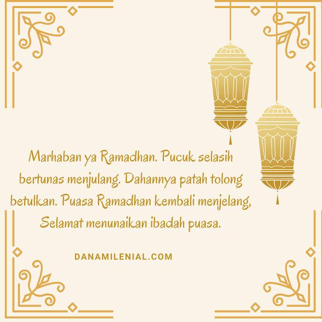 Pidato Menyambut Bulan Ramadhan 1442 H Atau 2021