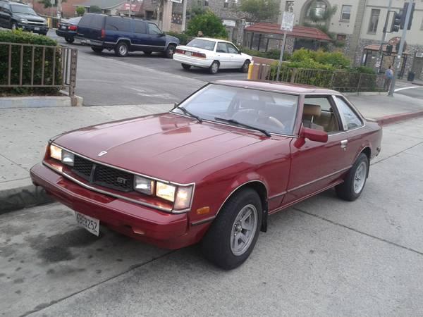 Rare 1981 Toyota Celica GT