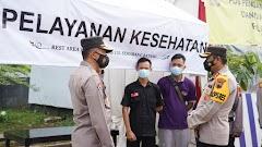 Ops Lilin Candi 2020,Tim Pamatwil Polda Jateng Lakukan Asistensi di Wilayah Polres Kendal dan Batang