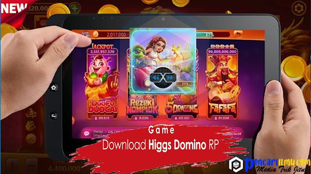 Download Higgs Domino Rp Versi Terbaru dan Lama