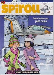 voyage avec Yoko Tsuno