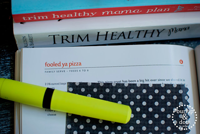 Trim Healthy Mama Pizza