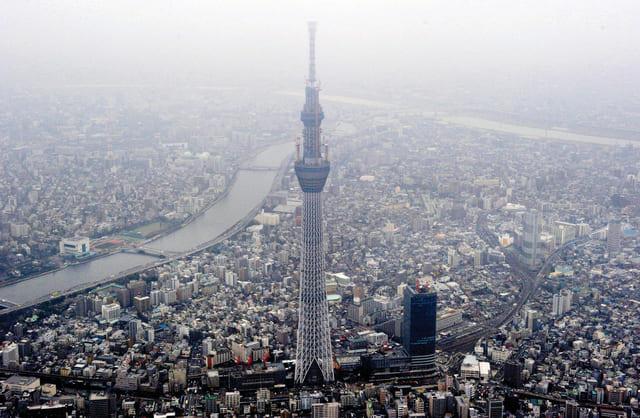 طوكيو سكاى تري, Tokyo Skytree