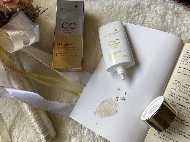 Muka Tampak Natural & Menawan | Rahsia Kebaikan & Cara Menggunakan Gold Nano CC Cream Hansaegee Nature