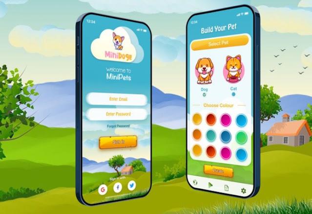 GamePets Untuk Perangkat untuk iOS dan Android