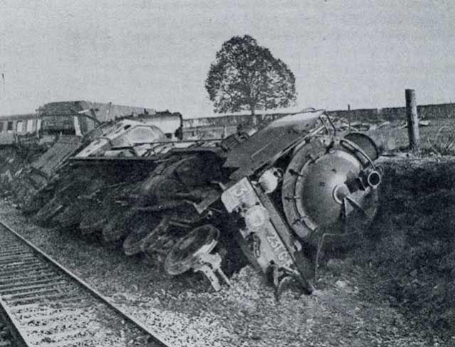 French train derailment 16 April 1942 worldwartwo.filminspector.com