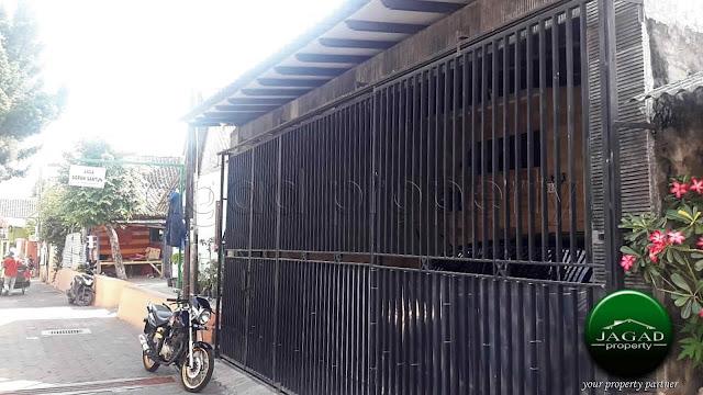 Rumah di Baciro dekat Stasiun Lempuyangan