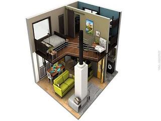 desain rumah mungil, biaya interior rumah minimalis, biaya arsitek rumah, biaya jasa arsitek ruma