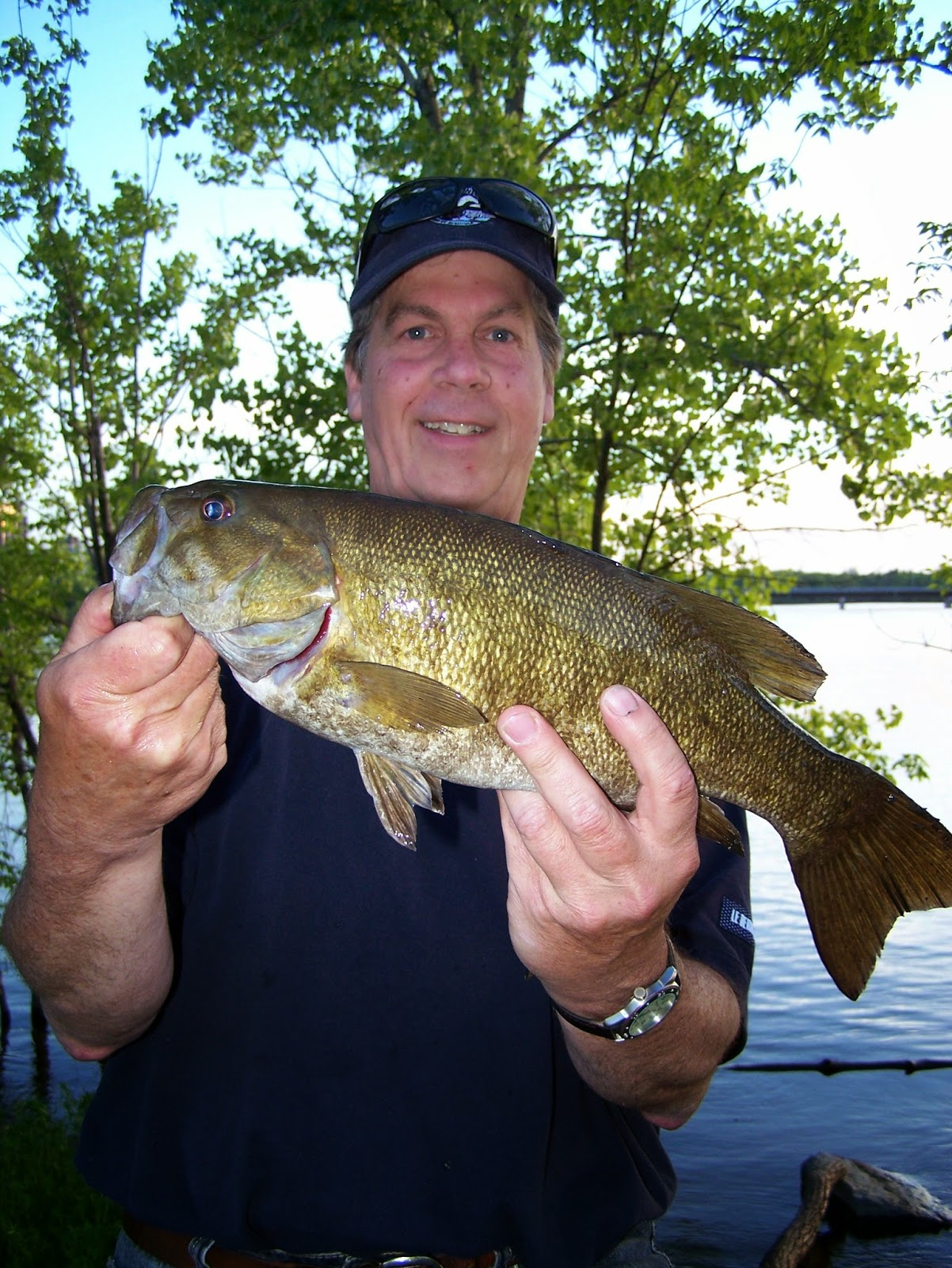 Blogue de pêche,Dix erreurs à éviter à la pêche, pêche truite, pêche rivière des Milles-îles, pêche fleuve Saint-Laurent, Daniel Lefaivre