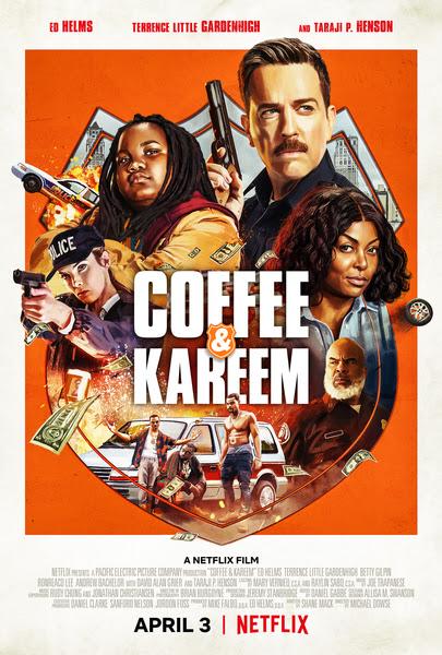 فيلم الاكشن Coffee & Kareem 2020 مترجم اونلاين
