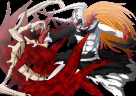 Render Ichigo y Naruto