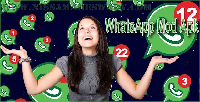 download whatsapp mod apk anti hapus pesan