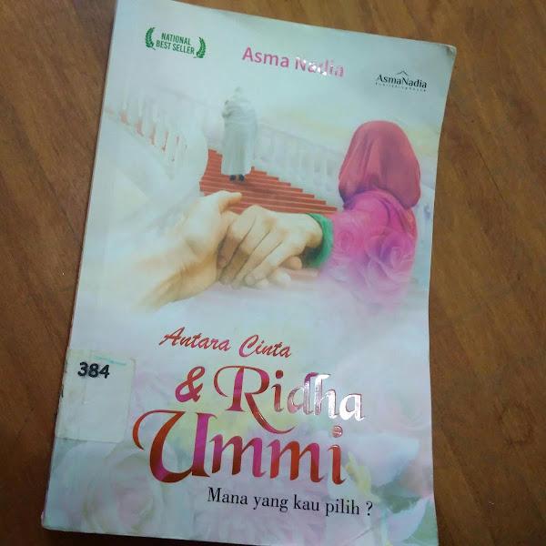 Review Buku : Antara Cinta dan Ridho Umi