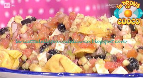 Prova del cuoco - Ingredienti e procedimento della ricetta Tortellini fritti alla greca di Daniele Persegani