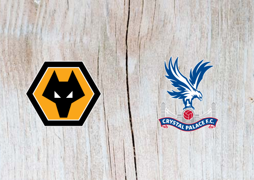 Wolves vs Crystal Palace - Highlights 2 January 2019