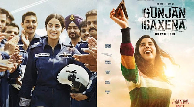 Gunjan Saxena: The Kargil Girl movie download 2020