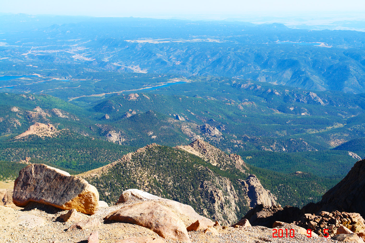 Katherine Lee Bates Made Notations In Her Journal Upon Standing At The Summit Of Pike S Peak 1893 Some Those Words Later Became What We Now Consider