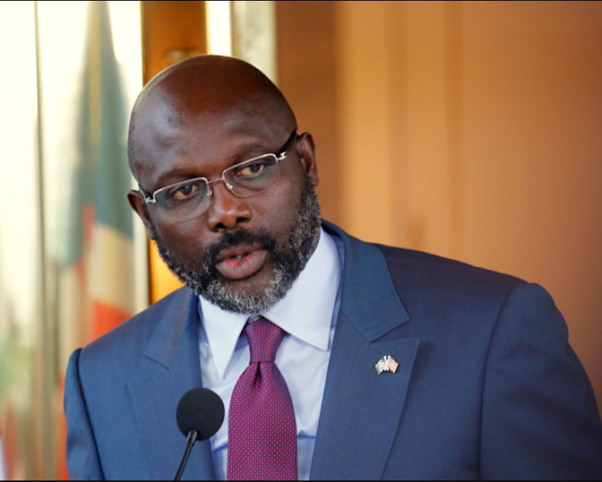 Watch: Liberia President George Weah declares Free Education at Public Universities