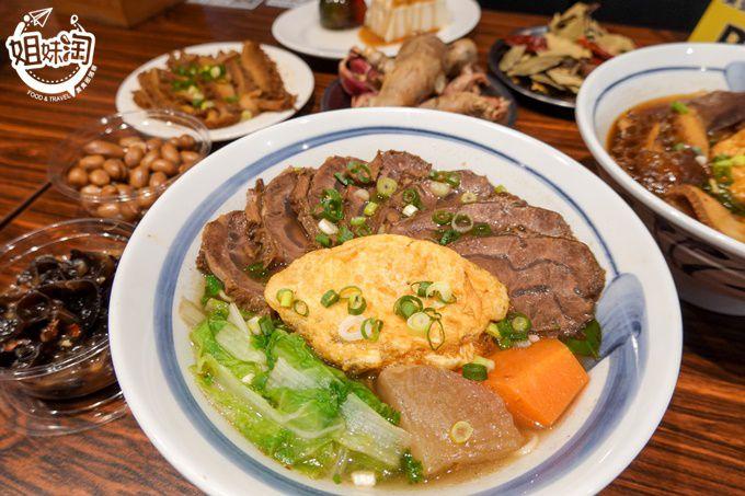 不惜用高成本牛頰肉製作牛肉麵,只為讓你吃到最好-真男饌牛肉麵