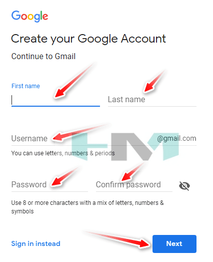 hindi-gmail account