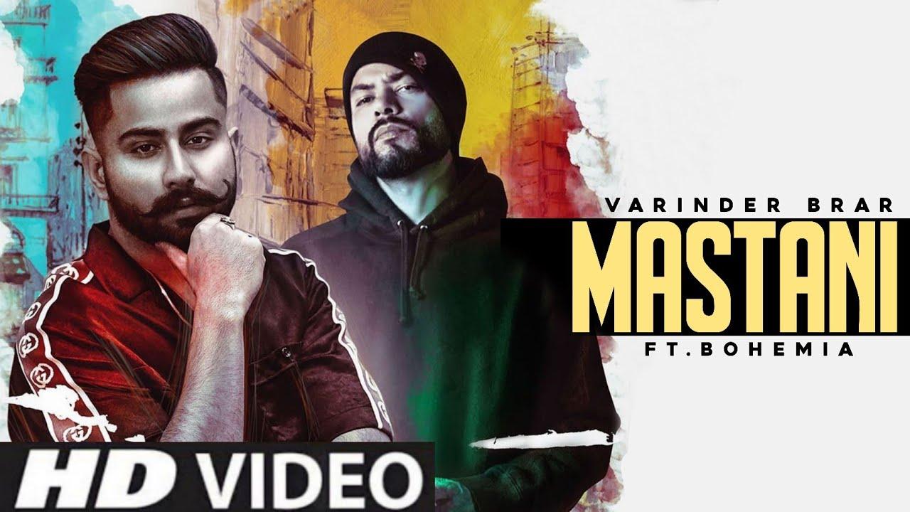 Mastani lyrics Varinder Brar x Bohemia Punjabi Song