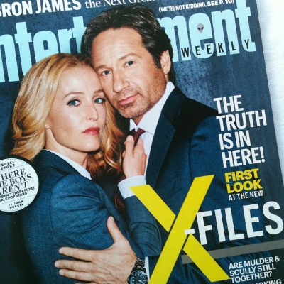 The X-Files Entertainment Weekly