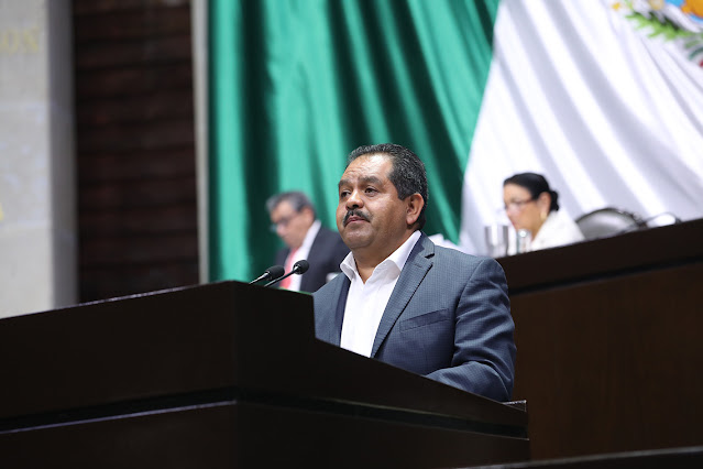 Lamenta PRD que el Presidente se haya negado a recibir en Palacio Nacional al gobernador de Michoacán
