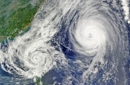 Το φαινόμενο του θερμοκηπίου και η προέλευση των τυφώνων