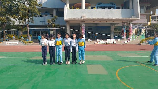 鹿港草港國小競速跳繩 蟬聯3年獲全國男女雙特優