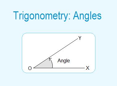 Trigonometry: Angles
