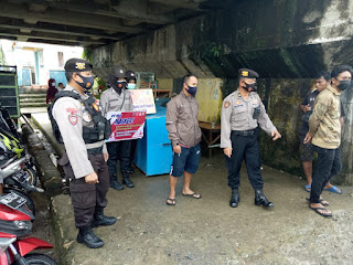 Polres Pangkep gencar Melaksanakan Ops Yustisi