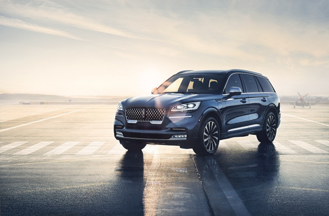 2020 Lincoln Aviator Review
