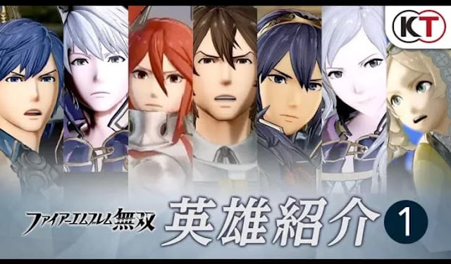 Fire Emblem Warriors' new trailer introduces us to the heroes