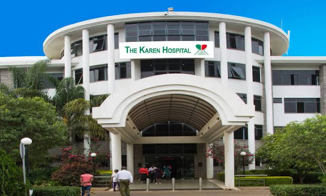 Karen Hospital in Nairobi photos