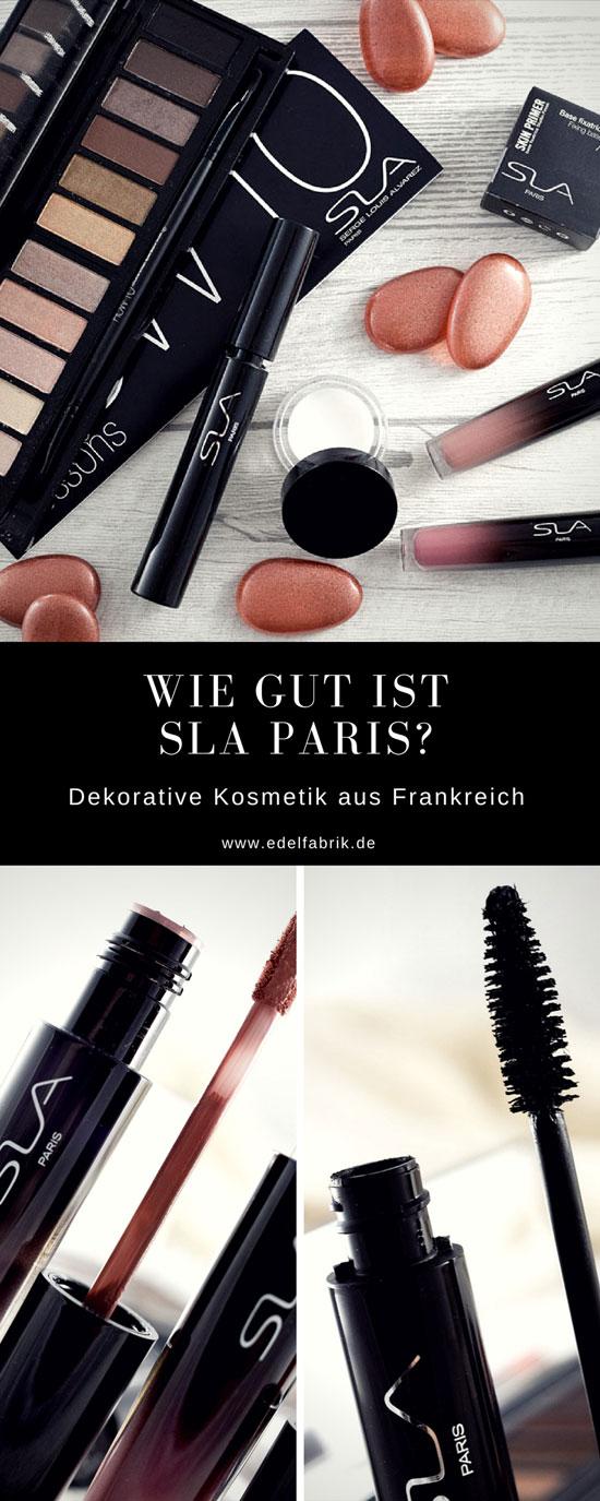 Produkte von SLA Paris, Review zu SLA Paris