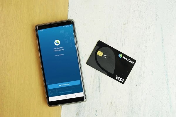 All-New PayMaya card