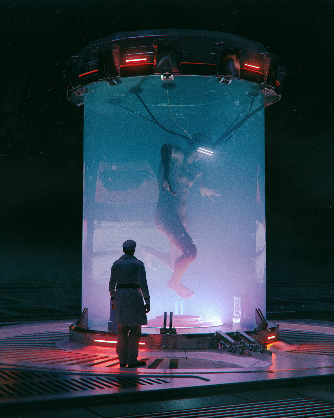 Images: A Collection Of Sci-Fi Concept Art From Beeple