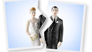 Separación de la pareja y sus consecuencias.