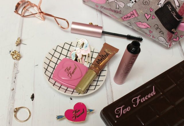 Too Faced Skinny Dip, Love, Lashes & Chocolate Set
