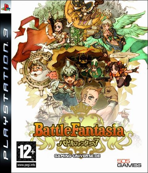 Battle Fantasia PC Full ISO Fshare, Torrent – Game đối kháng