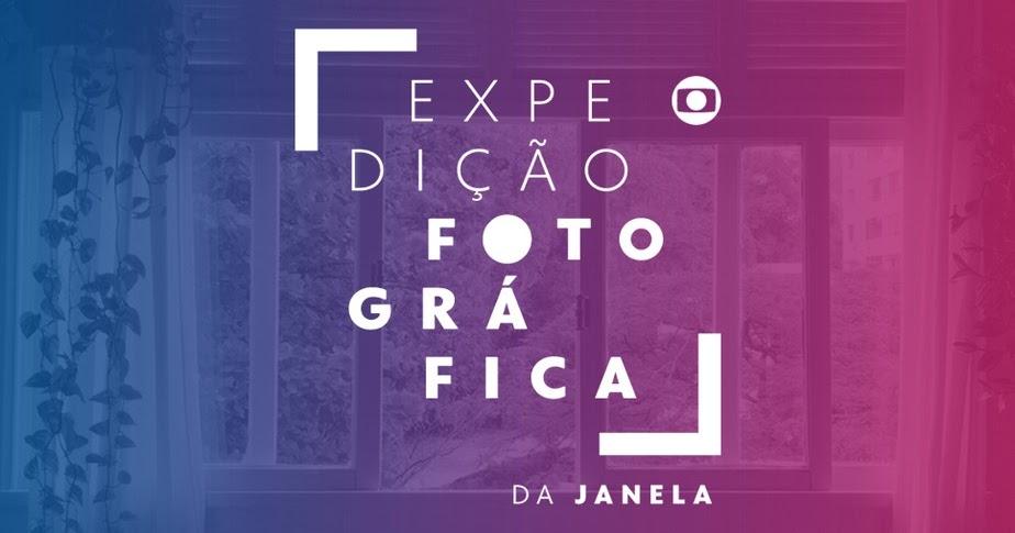 'Expedição Fotográfica Globo - Da Janela': criatividade e interação em tempos de isolamento