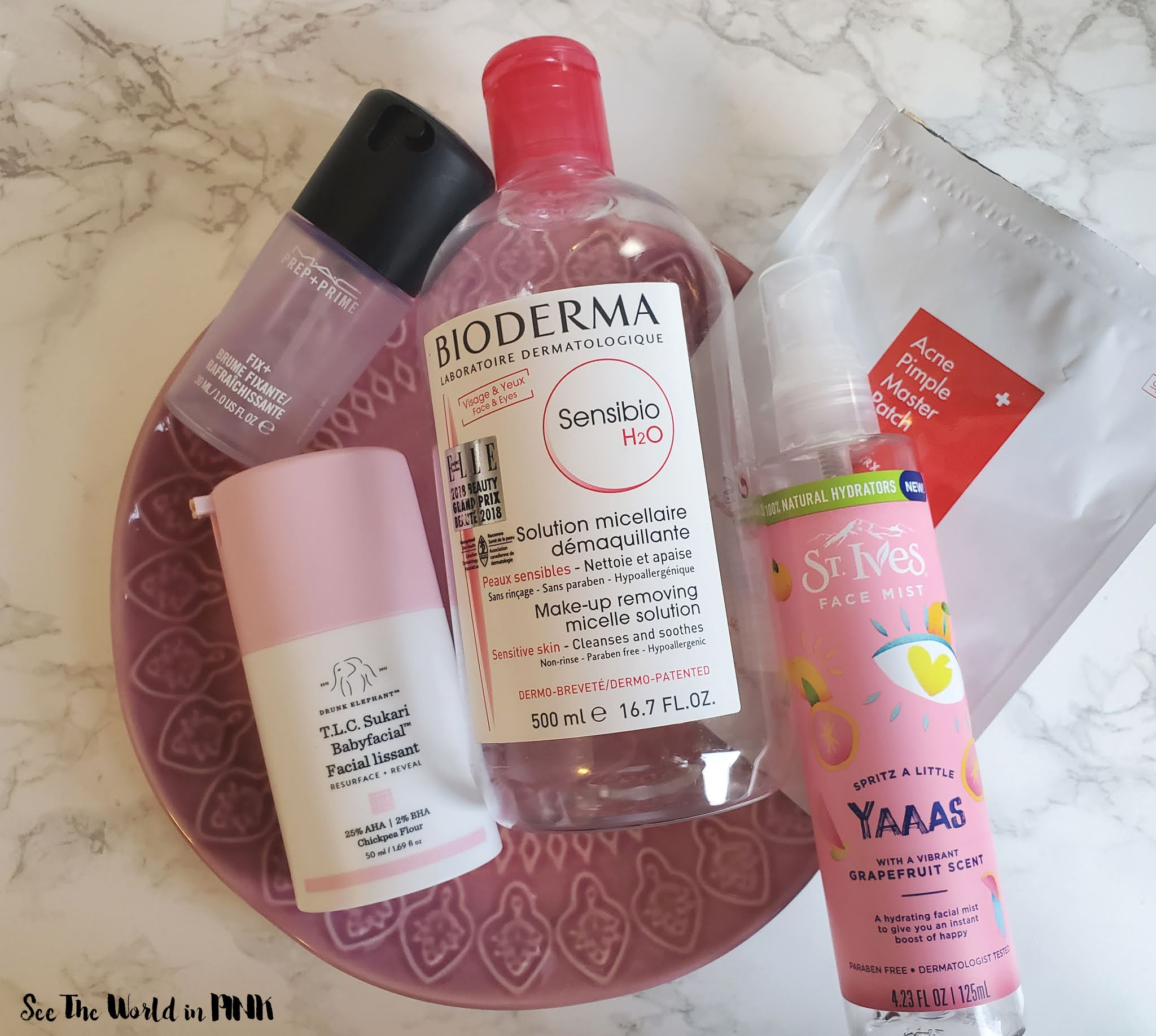Monthly Beauty Empties - January 2021