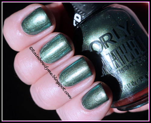Orly: Energy Field