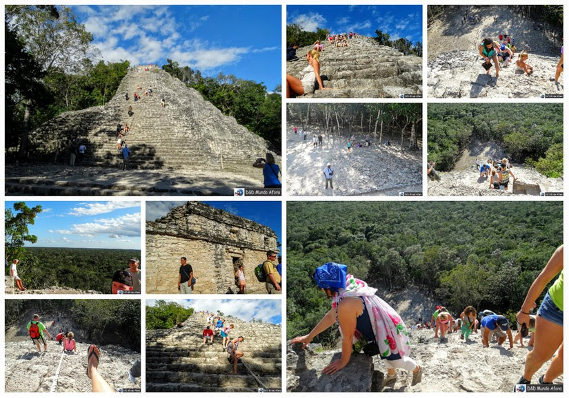 Cobá - México (Cancun parte 6)