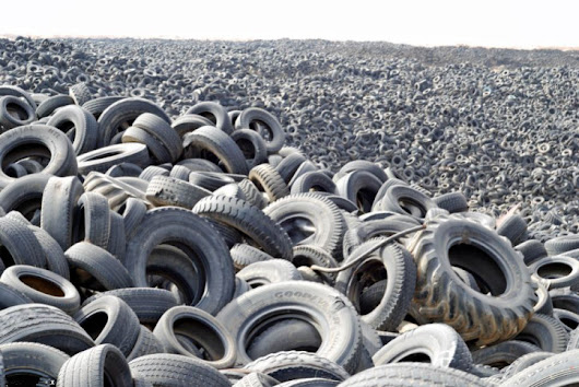 Is It Worth Building a Tire Recycling Plant