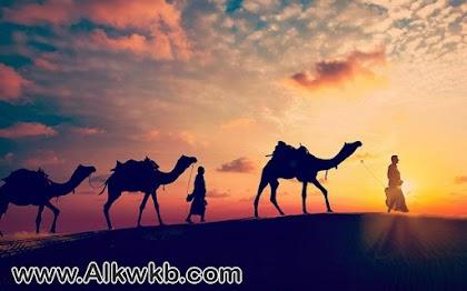 هل استقبل أهل المدينة النبى محمد بطلع البدر علينا وقت الهجرة