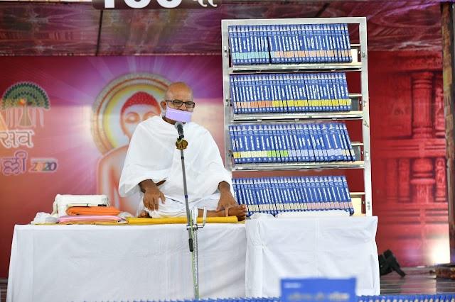ज्ञान का सक्षम आधार साहित्य है - आचार्य श्री महाश्रमण