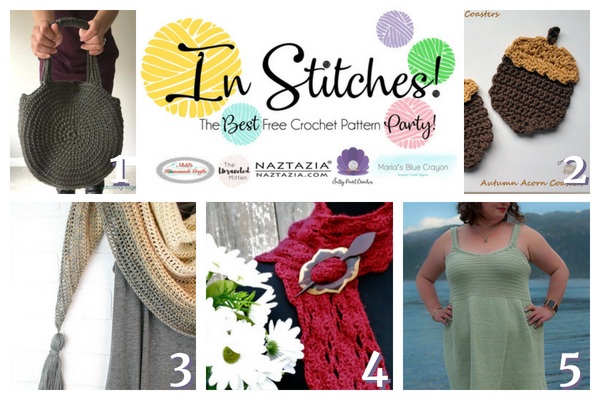 Best Free Crochet Patterns In Stitches Link Up Party Week 18